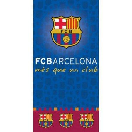 Halantex Osuška FC Barcelona, 70 x 140 cm