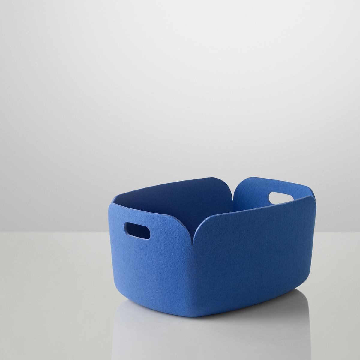 Muuto Kôš Restore Basket, modrý