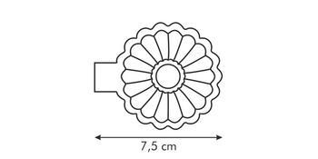 Tescoma Delícia forma na bábovičku,12 ks