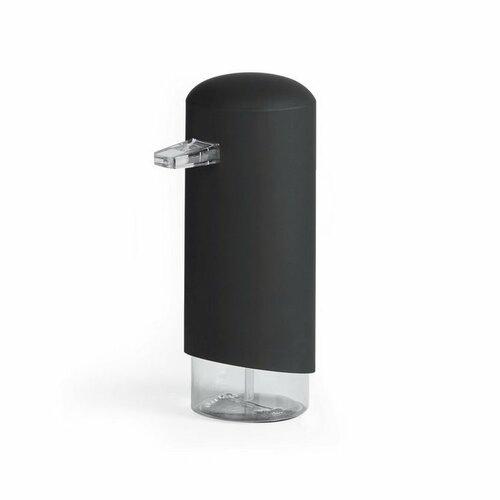 Dávkovač Compactor Clever mydlovej peny, ABS odolný PETG plast – čierny, 360 ml, RAN9650
