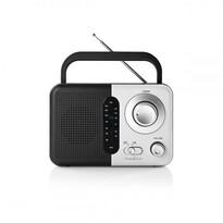 Radio Nedis FM 2,4 W, alb