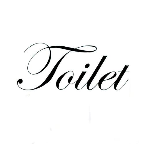 Nástenná samolepka Toilet