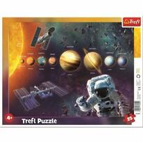 Trefl Puzzle Slnečná sústava, 25 dielikov
