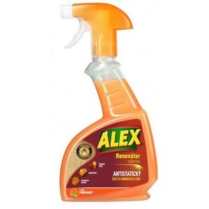 Alex sprej čistič na laminátový a dřevěný nábytek