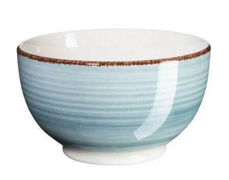 Mäser Keramická miska Bel Tempo 14 cm, sv. modrá