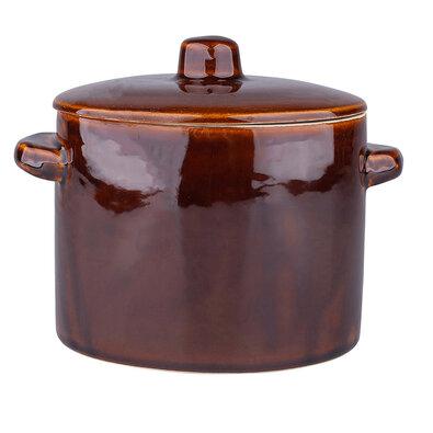 Altom Oală ceramică cu capac 1,5 l