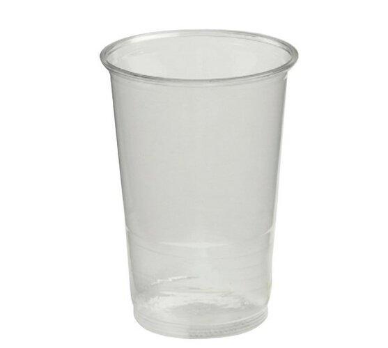 Kelímok transparentný jednorazový 350 ml,25 ks
