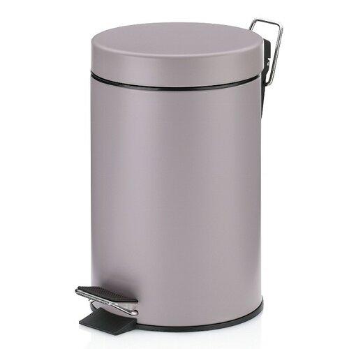 Kela Coș de gunoi cosmetic Monaco, 3 l, violet