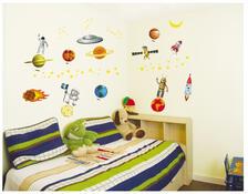 Naklejka dekoracyjna Układ słoneczny