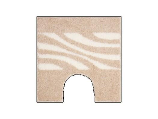 WC předložka Grund THUNI béžová, 55 x 55 cm