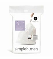 Simplehuman Sáčky do odpadkového koše P 50-60 l, 20 ks