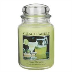 Village Candle Vonná svíčka ve skle, Margarita - Frozen Margarita, 645 g, 645 g