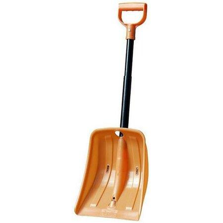 Skládací lopata Auto-sport, oranžová
