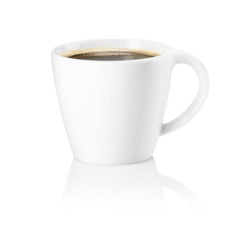 Šálka na kávu Amfio 200 ml, biely