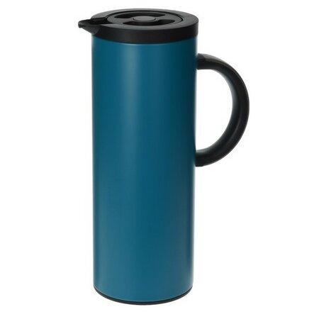 Termosz palack, 1 l, petróleumzöld