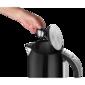 Fierbător din inox Concept RK3282 1,7 l,negru