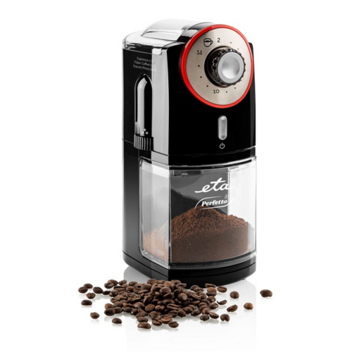 Mlynček na kávu ETA Perfetto 0068 90000 čierny