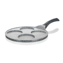 Banquet Granite Grey serpenyő 4 tükörtojás sütéséhez tapadásmentes felülettel 26 cm