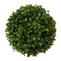 Bukszus gömb, zöld, átmérő: 18 cm