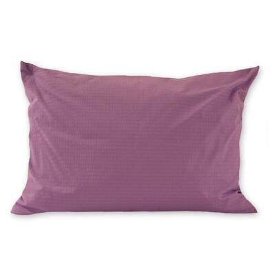 Poszewka z kory na poduszkę fioletowy, 50 x 70 cm