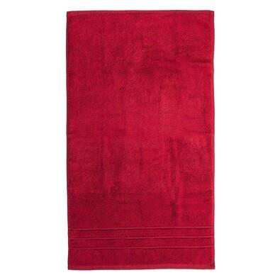 Ručník Super Soft červená, 30 x 50 cm