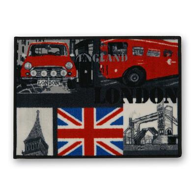 Venkovní rohožka London, 50 x 70 cm