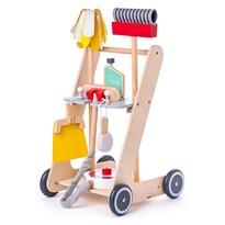 Woody Wózek sprzątający, 32 x 35 x 61 cm