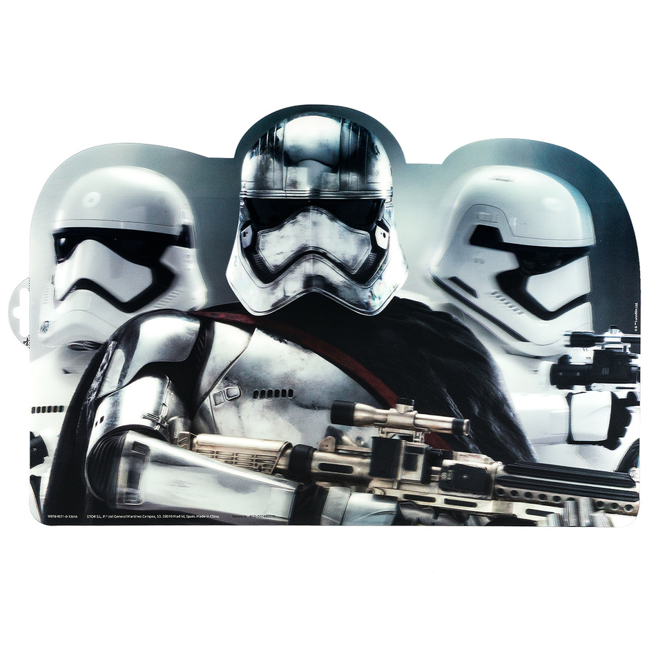 Vetro Plus Prostírání plastové Star Wars, 45 x 30 cm