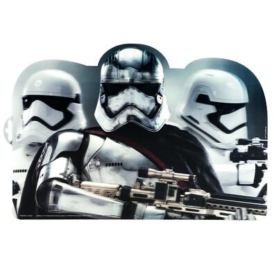 Prostírání plastové Star Wars, 45 x 30 cm