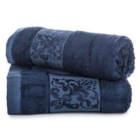 Set cadou bambus Ankara albastru