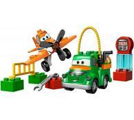 Lego Duplo Planes Dusty a Chug