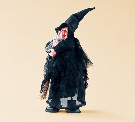 Čarodějnice se zvukem 35 cm