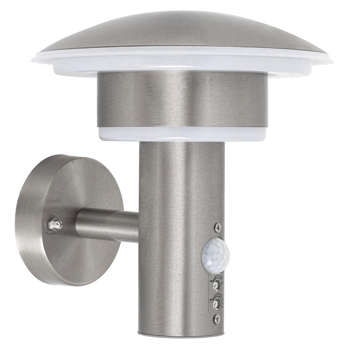 Rabalux 8977 Denmark Venkovní LED nástěnné svítidlo, šedá