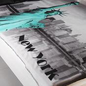 Deka My Style Socha Svobody, 130 x 160 cm
