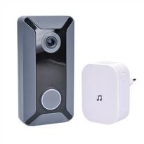 Solight 1L200 Wi-Fi bezdrôtový zvonček s kamerou