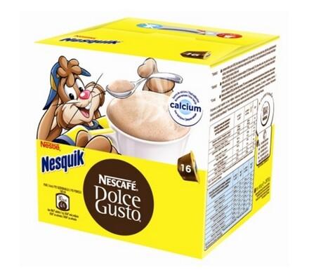 Kapsle Dolce Gusto, Nesquik, 16 ks, Nescafé