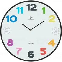 Lowell 14872 Designowy zegar ścienny, 38 cm