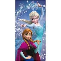 Prosop Regatul de gheață Frozen Magic, 70 x 140 cm