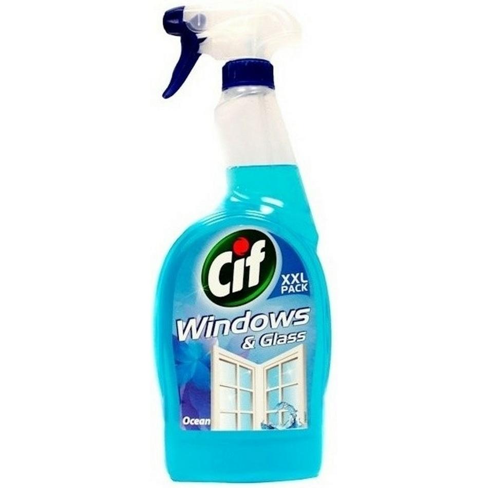 Cif Windows Okná a sklo UltraFast čistič v spreji,
