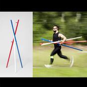 Věšák 01 Tricolor Olympic, jasan masiv