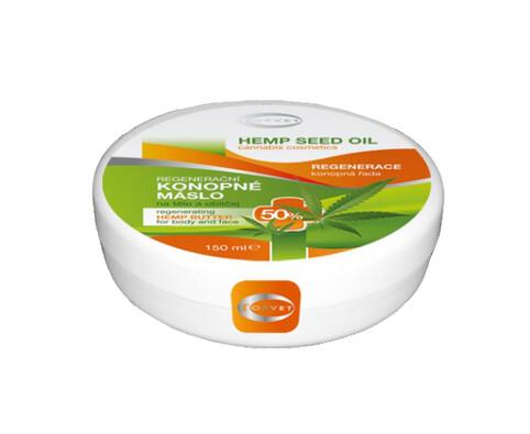 Konopné regenerační máslo, Topvet, 150 ml