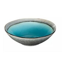 Tescoma Hluboký talíř EMOTION 19 cm, modrá