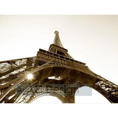 Fototapeta Eiffelova věž 254 x 360 cm