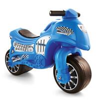 Dolu Odrážedlo motorka, modrá