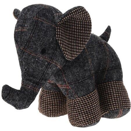 Dveřní zarážka Elephant, tmavě šedá