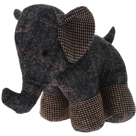Koopman Dveřní zarážka Elephant, tmavě šedá