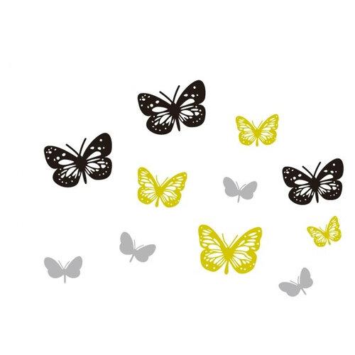 Samolepicí dekorace limetkový slet