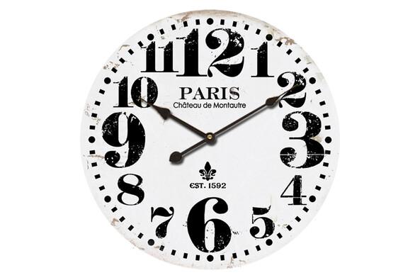 Nástěnné hodiny Paris, pr. 58 cm