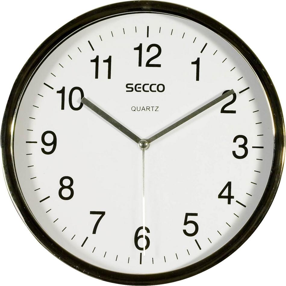 Secco S TS6050-57 Nástěnné hodiny