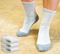 Zdravotní ponožky, sada 3 párů, 41 - 42